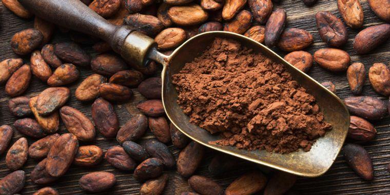 hierbas especias cacao