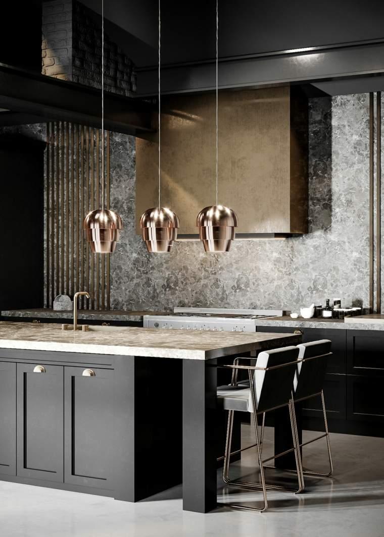 ideas-de-cocinas-lamparas-modernas-estilo