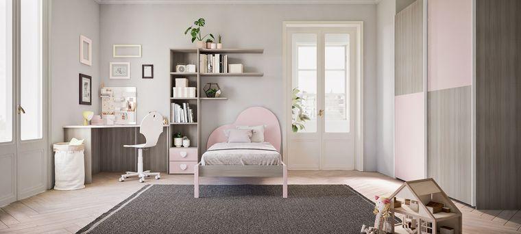 ideas para el hogar habitacion niña