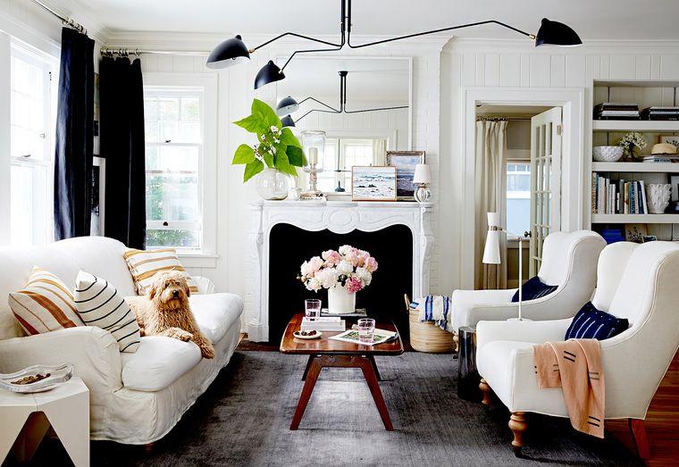 ideas para el hogar salon