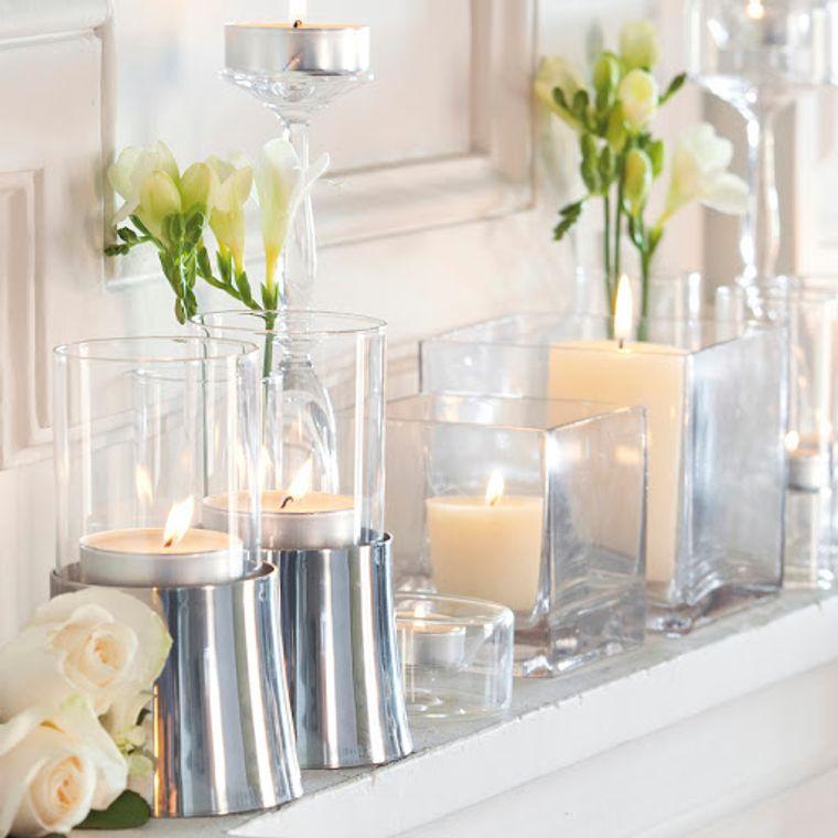 ideas para el hogar velas
