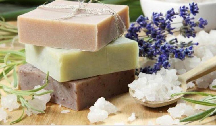 jabón casero aromas