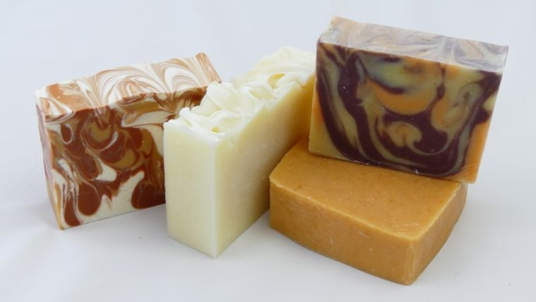 jabón casero variedad