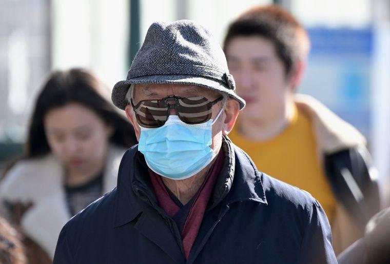 máscara protectora beneficio
