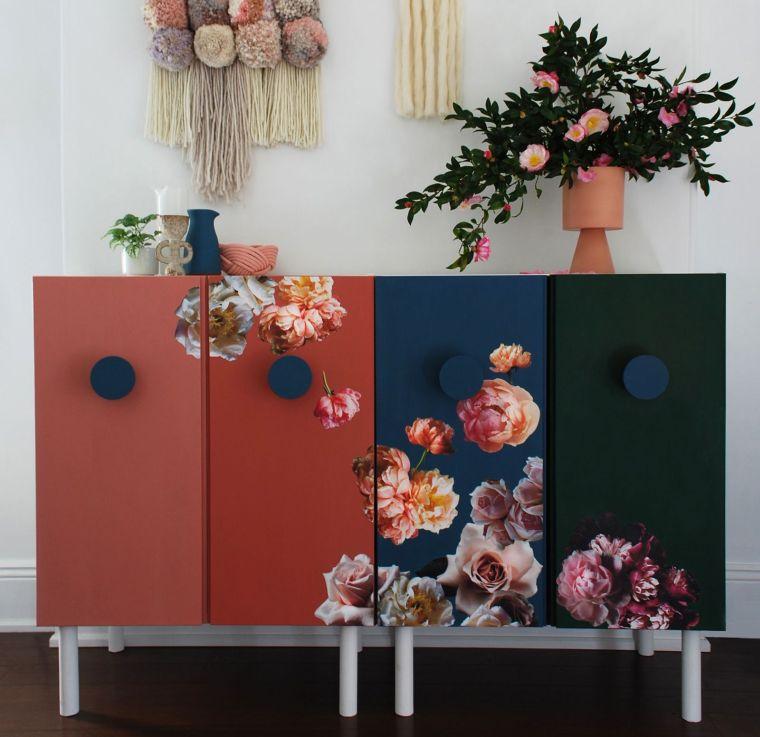 muebles de ikea combinmados