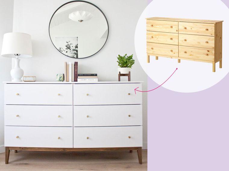 muebles de ikea diferentes