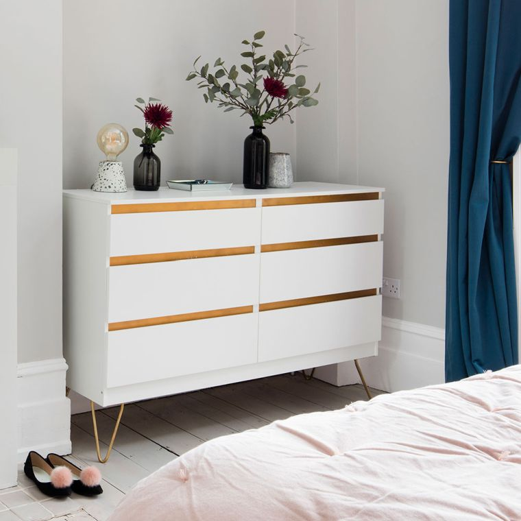 muebles de ikea elegantes