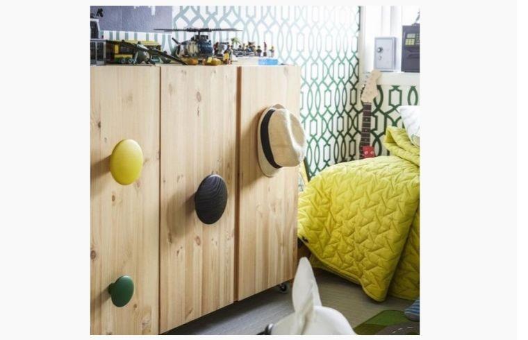 muebles de ikea grandes perillas