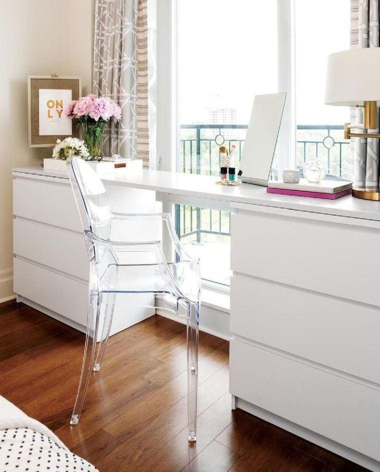 muebles de ikea transformado