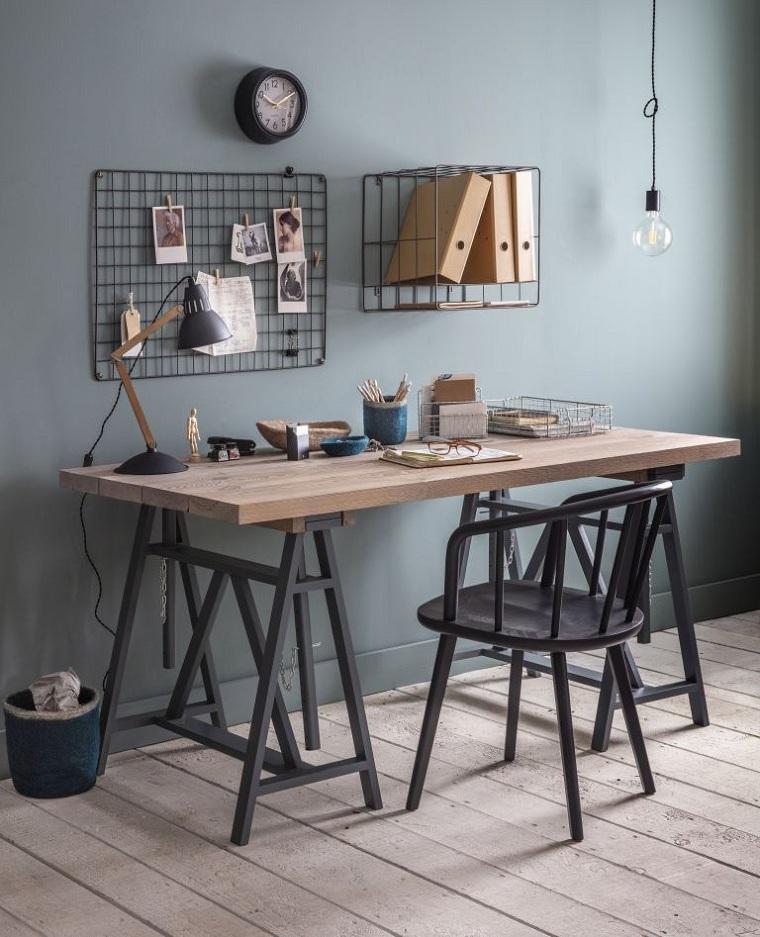 oficina-en-casa-escritorio-madera-moderno