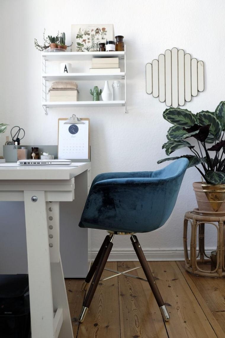 oficina en casa-estilo-moderno-ideas