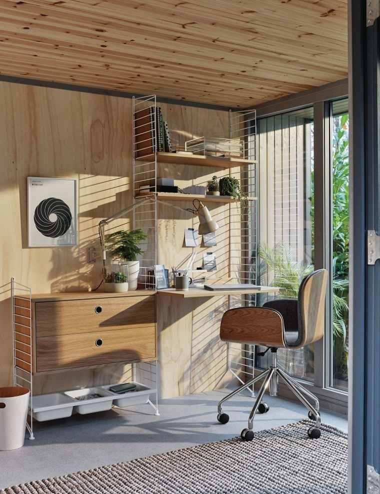 oficinas-en-casa-ideas-madera