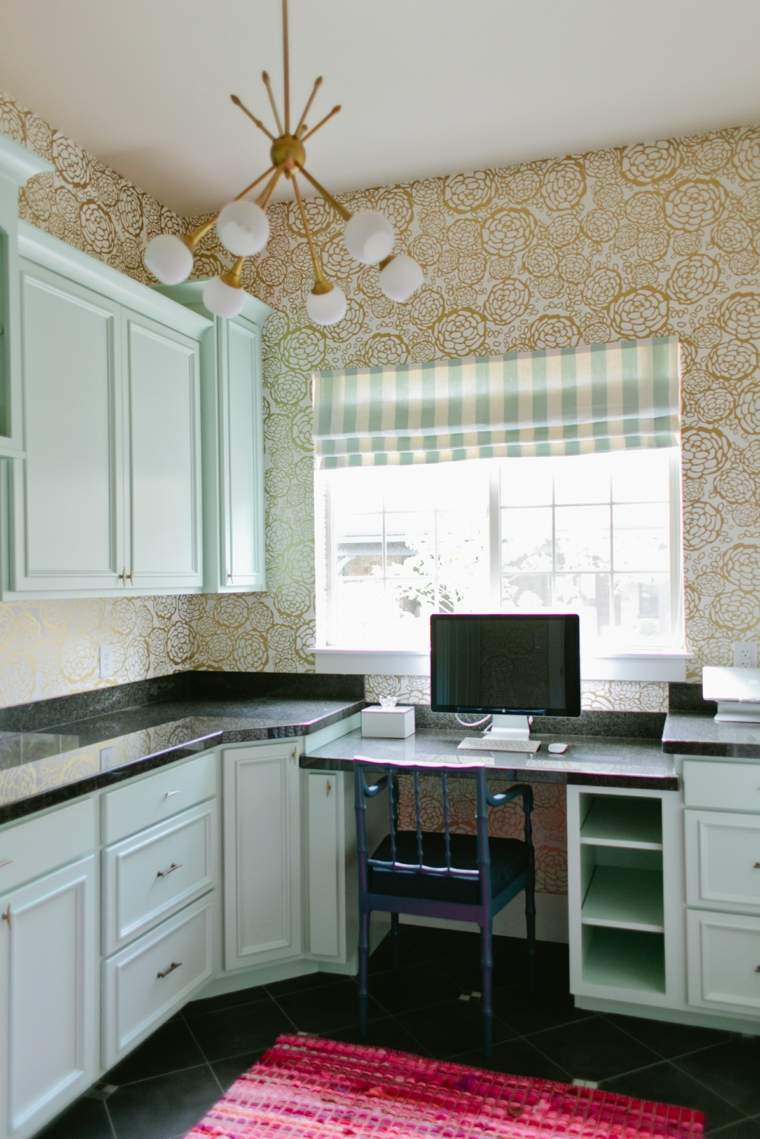papel-pared-cocina-estilo-moda