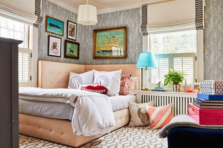 papel-pared-color-gris-estilo-ideas