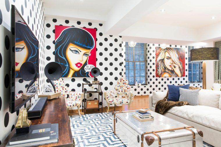 paredes-puntos-decorar-ideas-estilo