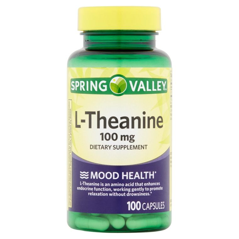 remedios naturales para dormir L-Theanine