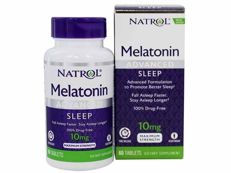 remedios naturales para dormir melatoninas