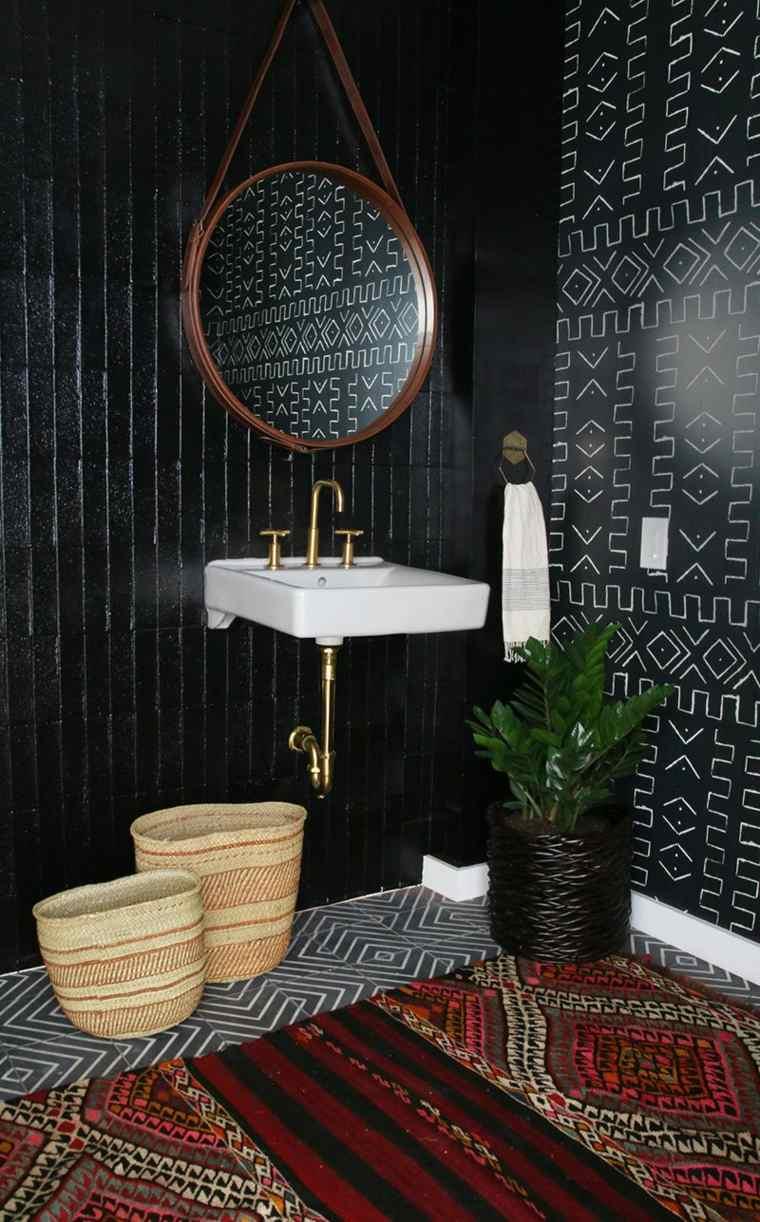 revestimiento-para-paredes-bano-negro