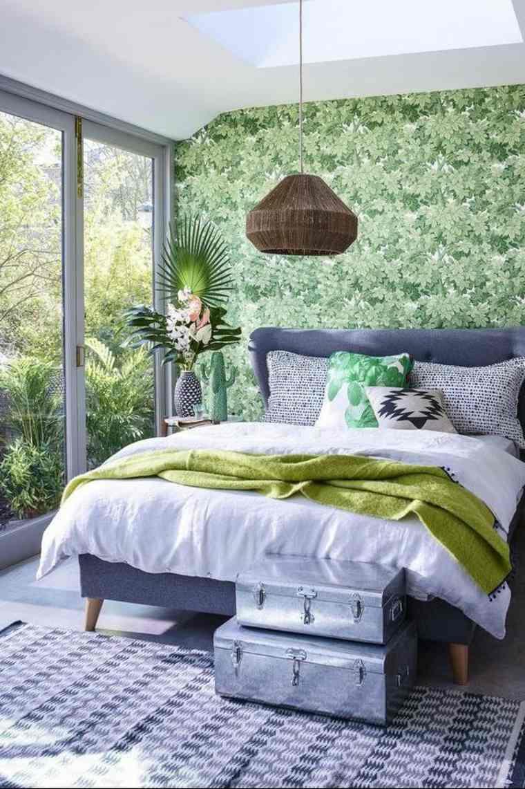 revestimiento-para-paredes-color-verde-ideas
