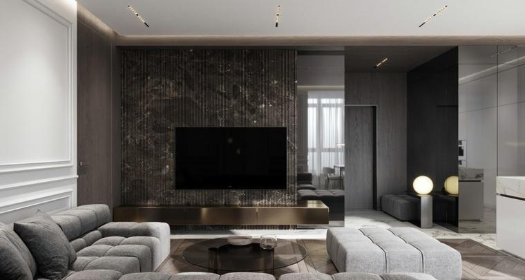 revestimiento-para-paredes-ideas-sala-estar-color-negro