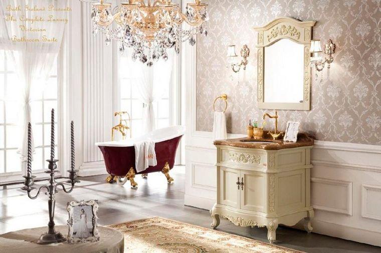 tipos de decoración victoriano
