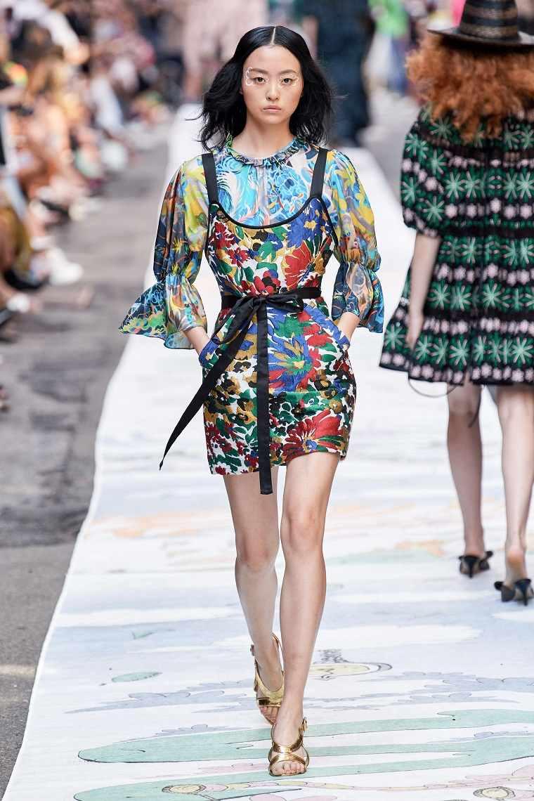 vestidos-de-moda-2020-Cynthia-Rowley