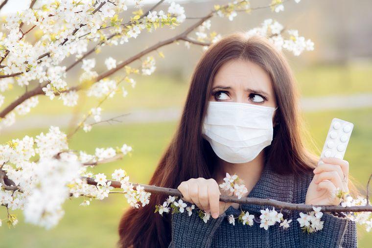 alergia al polen epoca