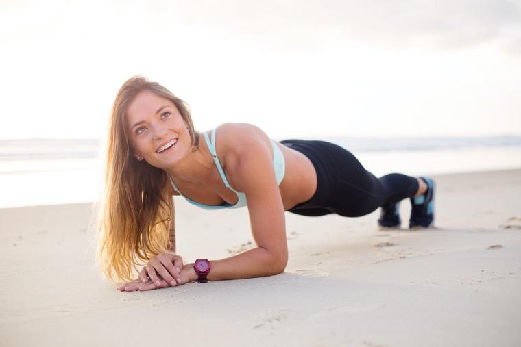Beneficios de hacer la plancha-cuerpo
