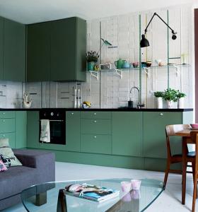 cocina-verde-estilo
