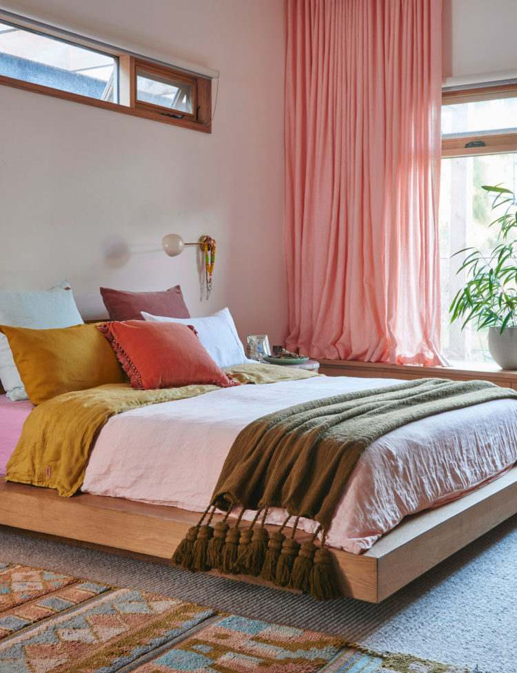 color rosa-dormitorio-estilo-ideas