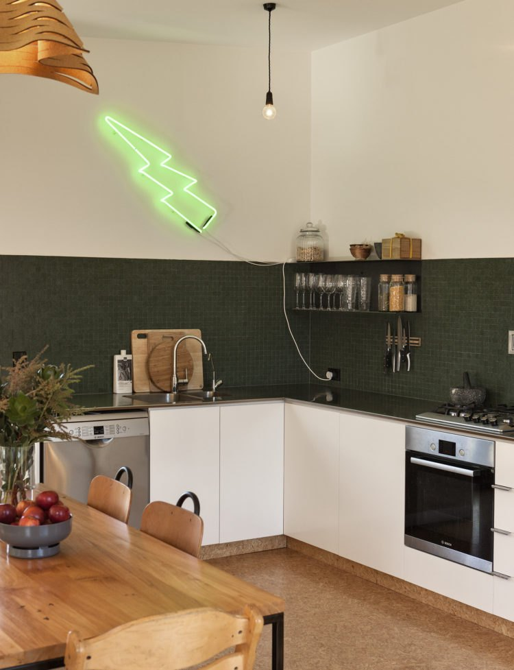 color verde-diseno-interior-cocina