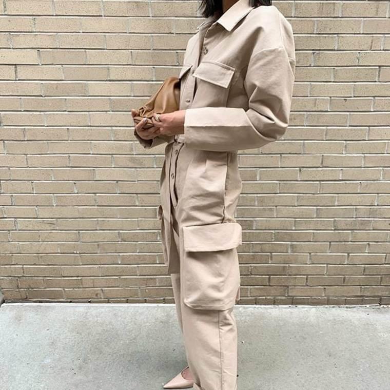 Bolsillos - la nueva tendencia de moda