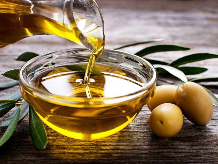 grasa corporal aceite oliva