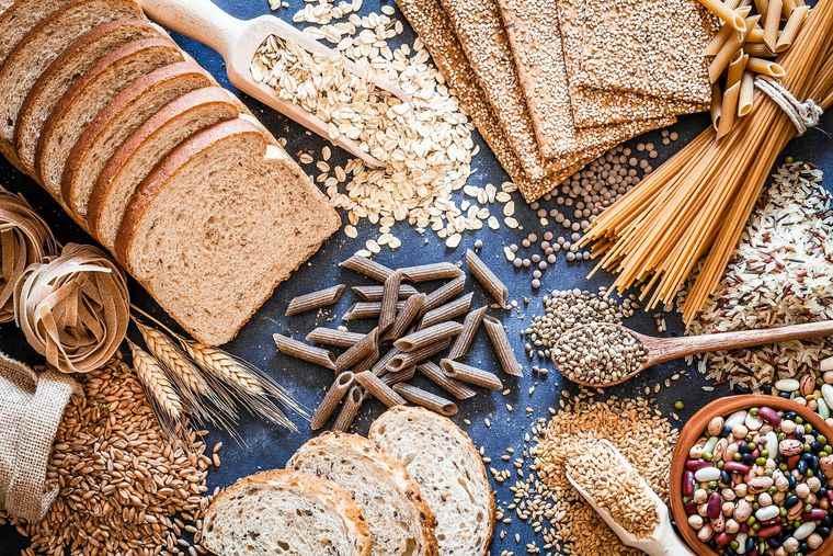 grasa corporal alimentos integrales