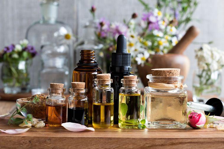 hidratar el cabello con aceites esenciales