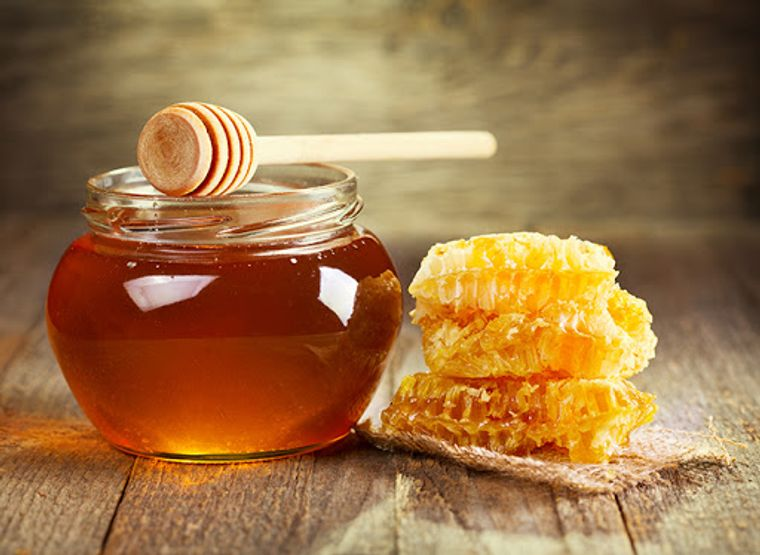 hidratar el cabello con miel