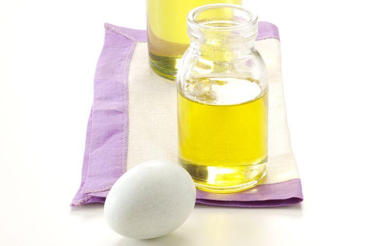 hidratar el cabello huevo aceite vitamina
