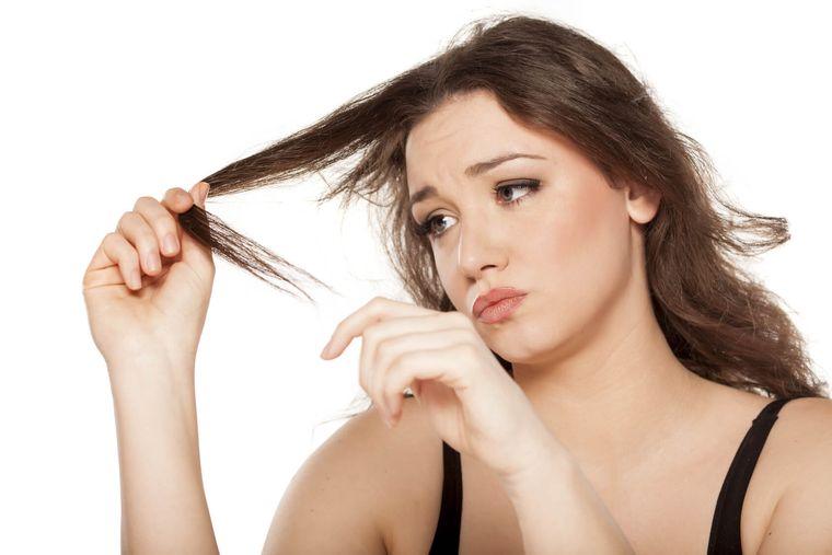 hidratar el cabello seco