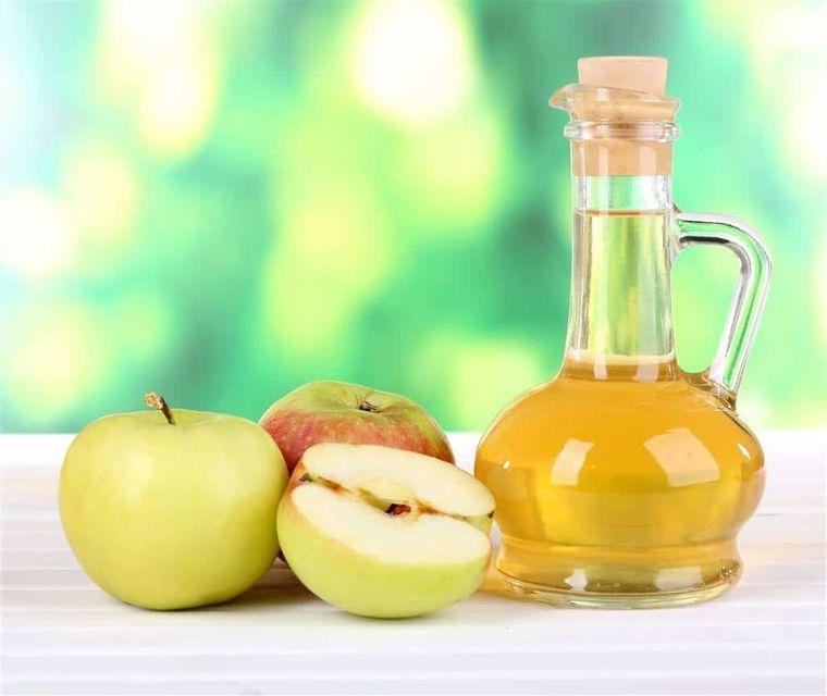 hidratar el cabello vinagre manzana