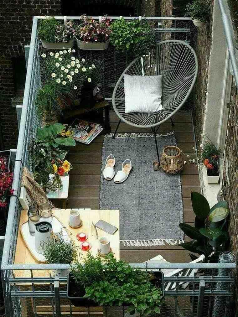 ideas de decoración oasis urbano