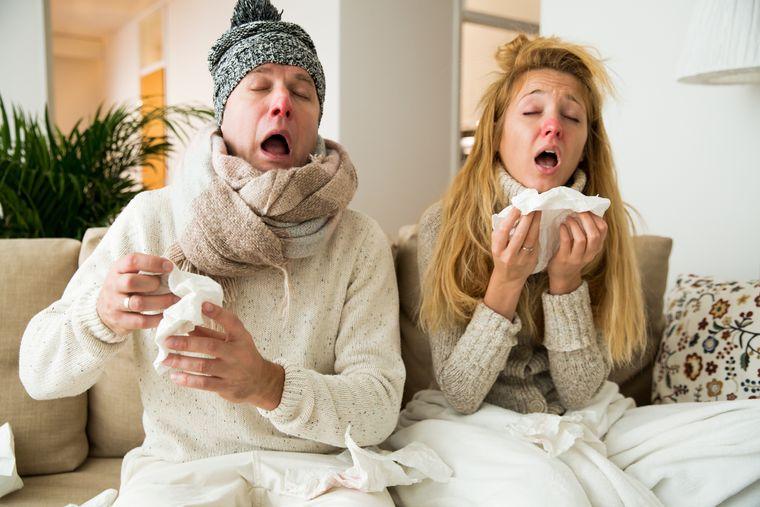 jengibre resfriado