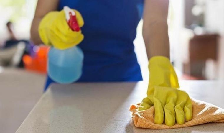 desinfectar las superficies