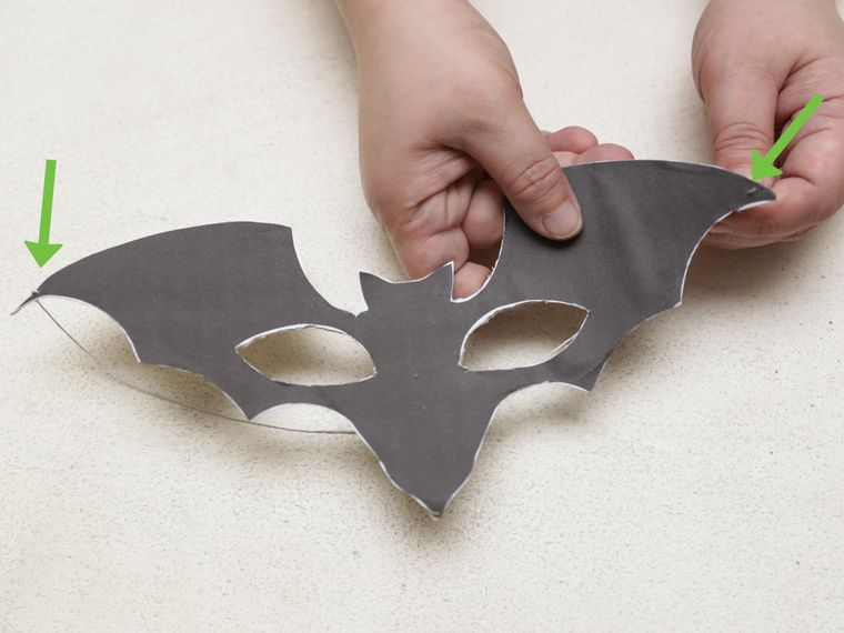 manualidades para niños batman
