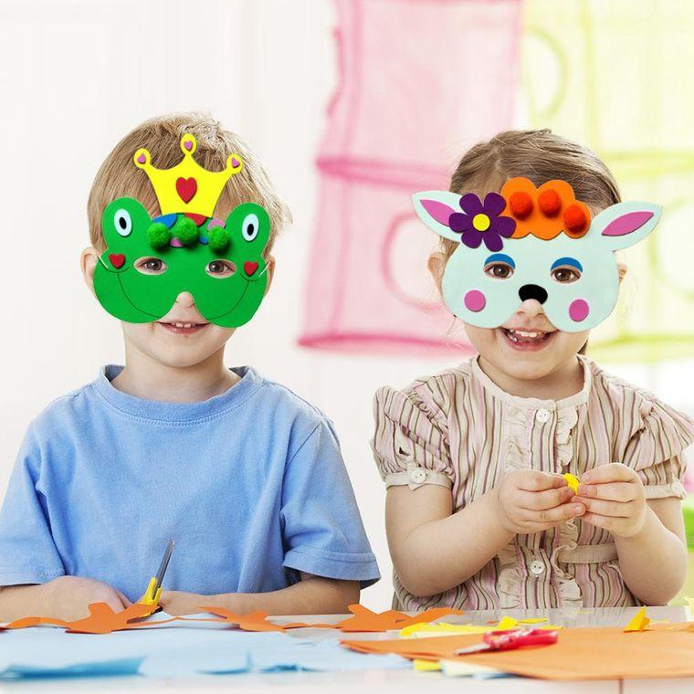 manualidades para niños coloridas
