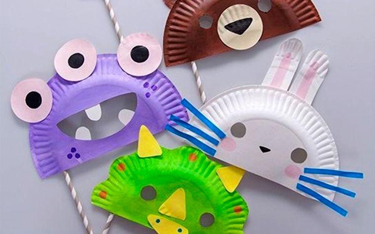 manualidades para niños diferentes