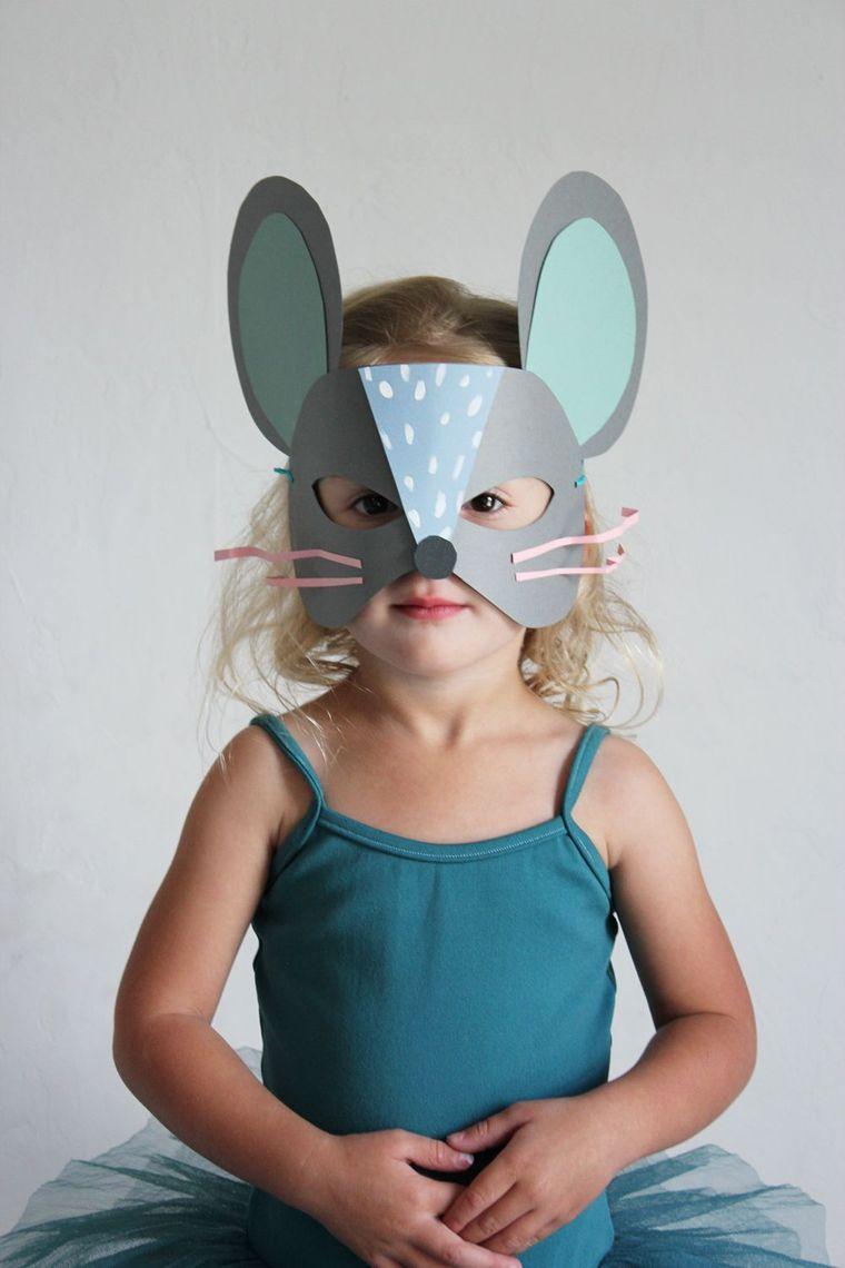 manualidades para niños raton