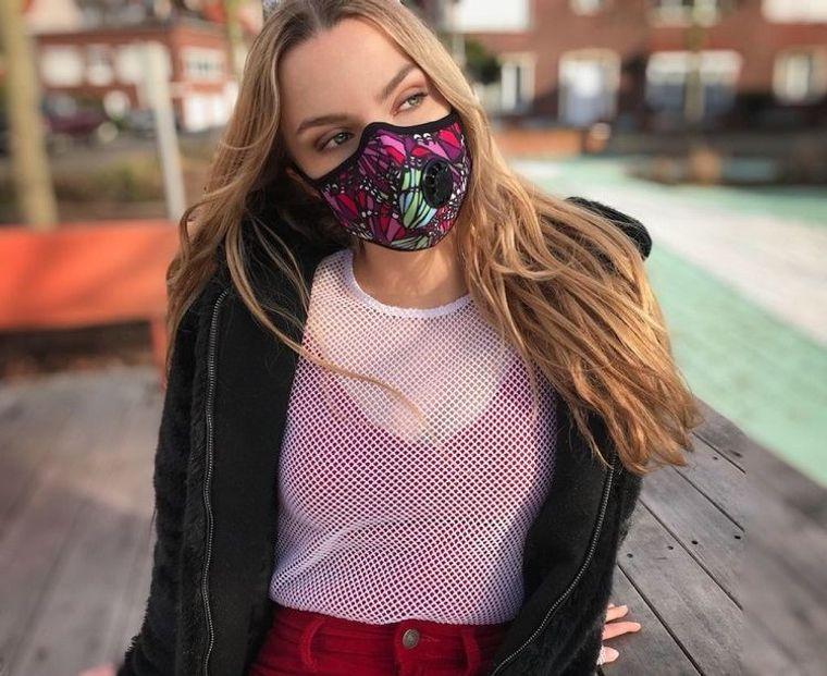 máscaras diferentes