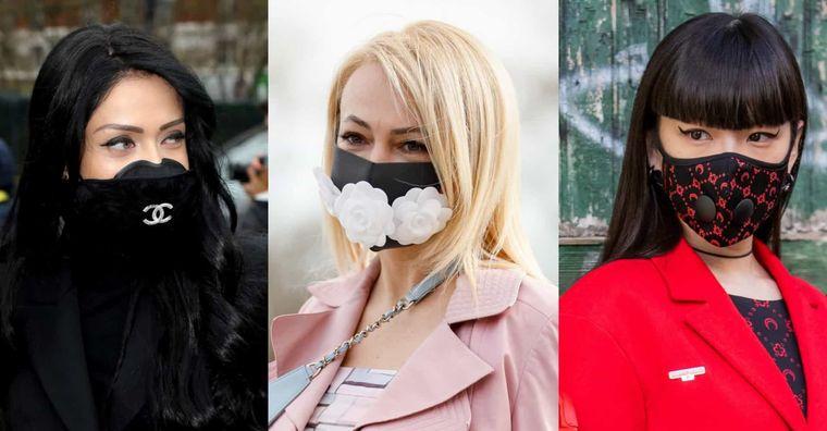 máscaras modernas