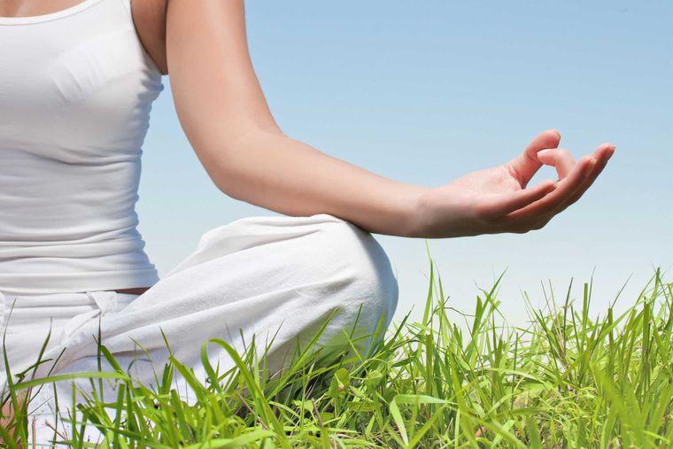 meditación bienestar
