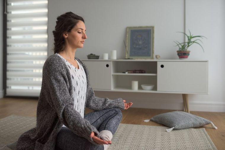 meditación relajacion